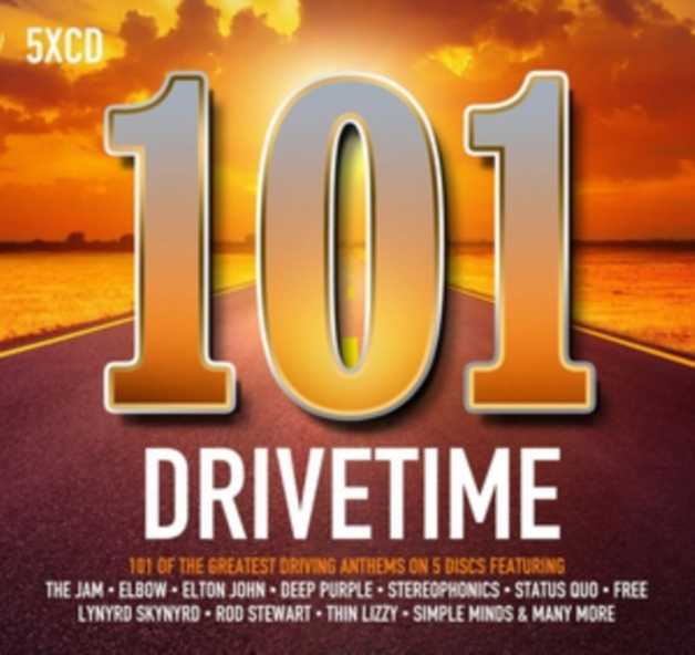 101 Drivetime by Various