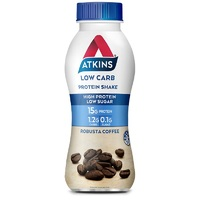 Atkins Low Carb Protein Shake - Coffee (Pack of 6) image