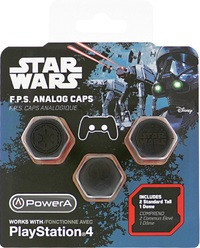 PS4 Precision ANALOG Caps - Star Wars for PS4