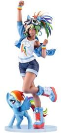 My Little Pony Bishoujo: 1/7 Rainbow Dash - PVC Figure