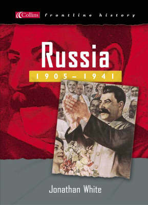 Russia 1905-1941 by Jonathan White image