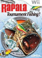 Rapala Tournament Fishing for Nintendo Wii