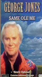 George Jones - Same Ole Me on DVD