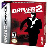 Driver 2 for Game Boy Advance