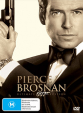 Pierce Brosnan - Ultimate James Bond Edition (8 Disc Set) on DVD
