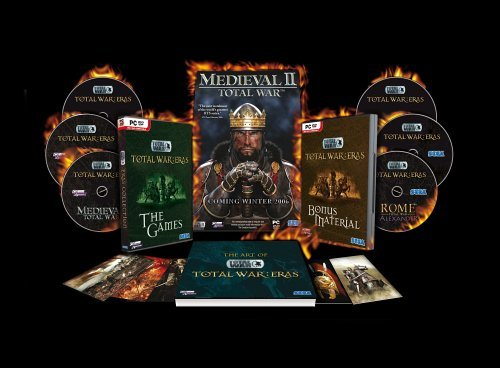 Total War: Eras Collection for PC Games image