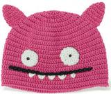 Uglydoll Ice Bat Pink Beanie