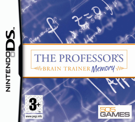 Professor's Brain Trainer: Memory for Nintendo DS