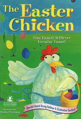 Easter Chicken by Lisa Funari Willever
