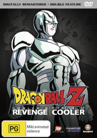 Dragon Ball Z Remastered Movie Collection (Uncut) V03 - Cooler's Revenge / Return of Cooler on DVD