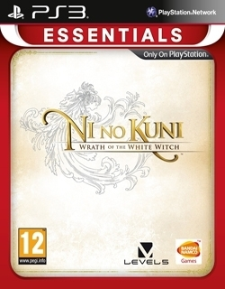 Ni No Kuni: Wrath of the White Witch for PS3