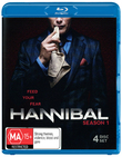 Hannibal - The Complete First Season on Blu-ray