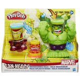 Play-Doh - Marvel Can Heads - Smashdown Hulk