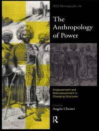 The Anthropology of Power image
