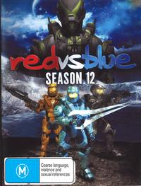 Red vs. Blue - Season Twelve on DVD