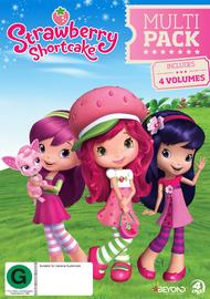 Strawberry Shortcake - Multipack DVD