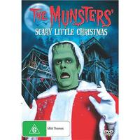 The Munsters - Scary Little Christmas on DVD