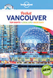 Lonely Planet Pocket Vancouver by Lonely Planet
