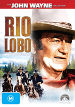 Rio Lobo on DVD