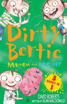 Mayhem and Mischief by Alan MacDonald image