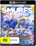 Smurfs: The Lost Village on Blu-ray, UHD Blu-ray