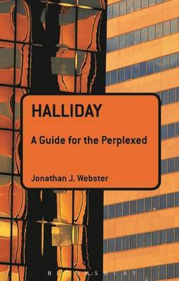 Halliday by Jonathan J Webster