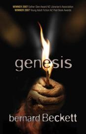 Genesis (NZ) (LIANZA Award Winner) (NZ Post Award Winner) by Bernard Beckett image