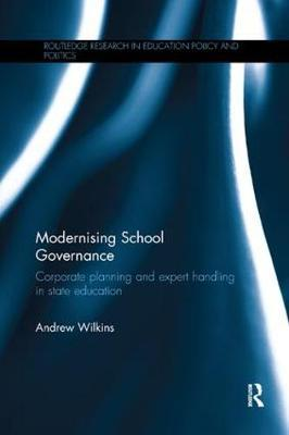 Modernising School Governance by Andrew Wilkins image