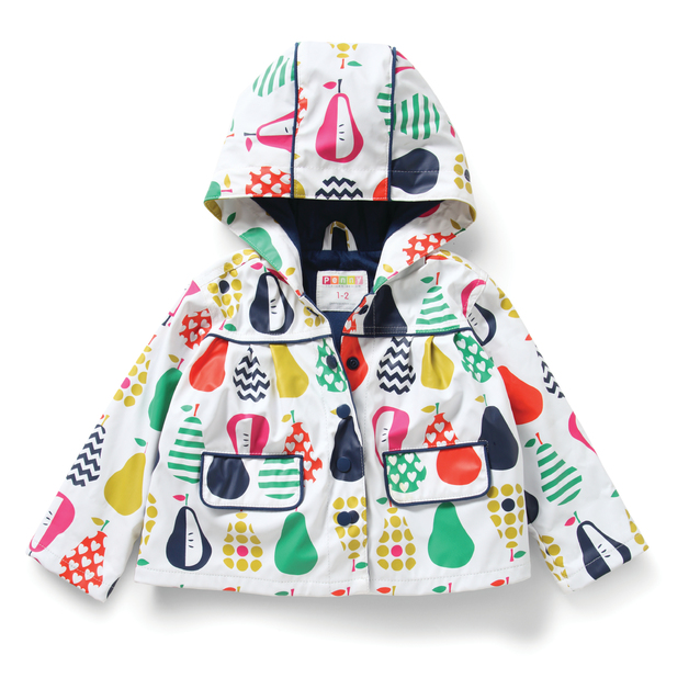 Raincoat Pear Salad - Size 5-6