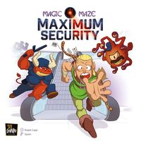 Magic Maze: Maximum Security - Expansion Set