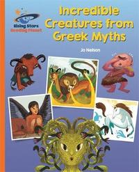 Reading Planet - Incredible Creatures from Greek Myths - Orange: Galaxy by Katie Daynes