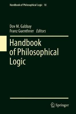 Handbook of Philosophical Logic image