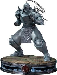 "Fullmetal Alchemist: Alphonse Elric (Grey Ver.) - 21"" Statue"