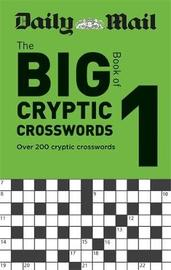 Daily Mail Big Book of Cryptic Crosswords Volume 1 by Hamlyn