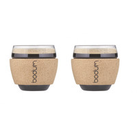 Bodum: Pavina PCS Glass (350ml) - Cork