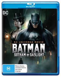 Gotham by Gaslight on Blu-ray