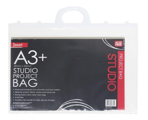 Jasart: Studio Project Bag (A3+)