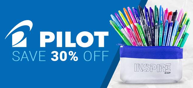 30% off Pilot!
