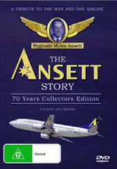 Ansett Story, The - 70 Years Collectors Edition on DVD