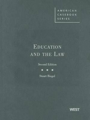 Education and the Law by Stuart Biegel image
