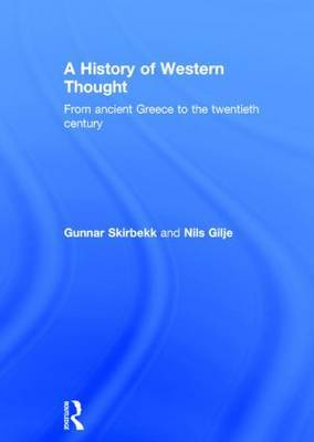 A History of Western Thought by Nils Gilje image