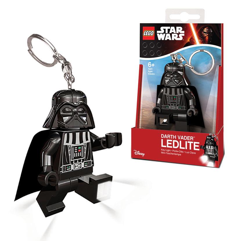 LEGO Star Wars Keyring LED Light - Darth Vader image
