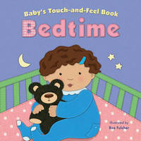 Baby's Touch-And-Feel Book: Bedtime by Claire Belmont image