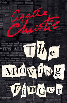 The Moving Finger by Agatha Christie image