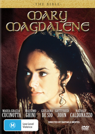 The Bible - Mary Magdalene on DVD image