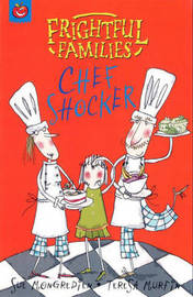 Chef Shocker by Sue Mongredien image