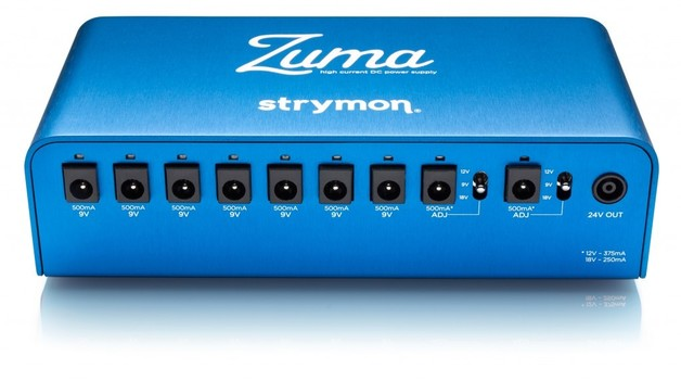 Strymon Zuma Power supply