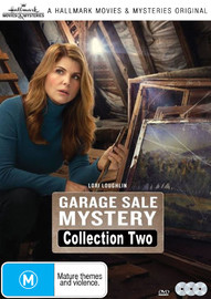 Garage Sale Mysteries: Collection Two on DVD image