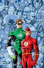 The Flash/Green Lantern: Deluxe Edition by Mark Waid