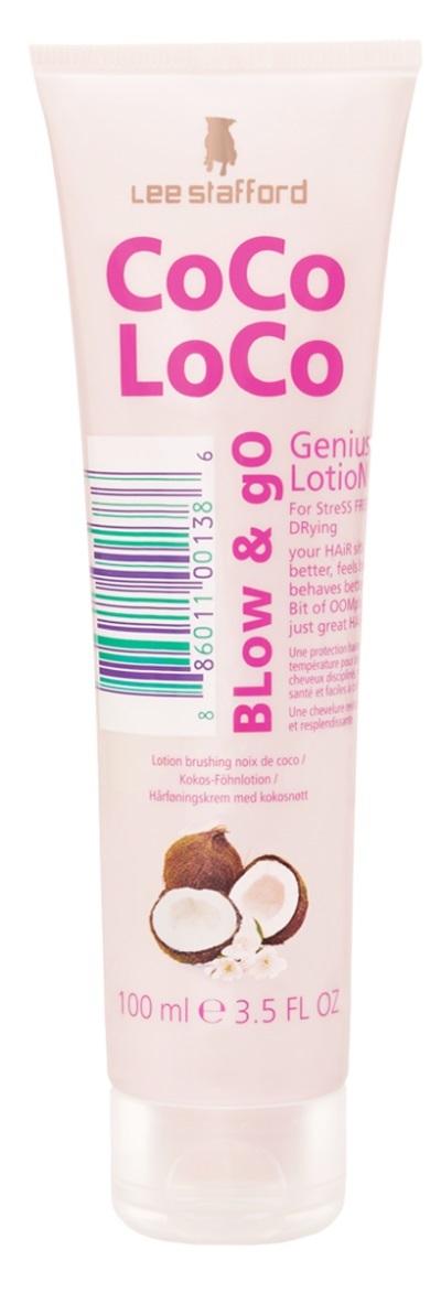 Lee Stafford CoCo LoCo - Blow & Go Genius Lotion (100ml) image